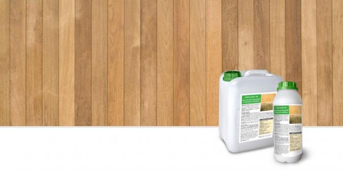 FÉNYLAKK AK – Vizes-poliuretán faanyagvédő és külső téri impregnáló mélyalapozó.